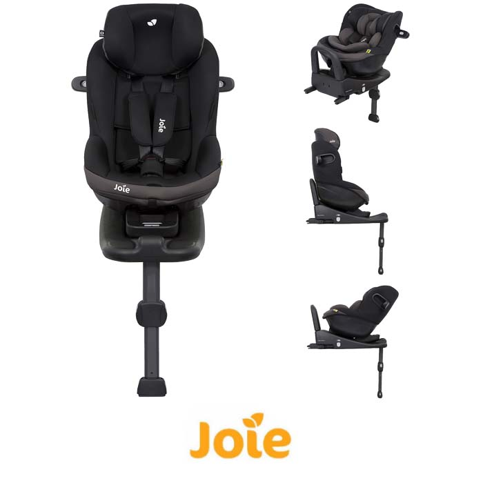 Joie i-Venture Group 0+/1 Car Seat And i-Base Advance ISOFIX Base