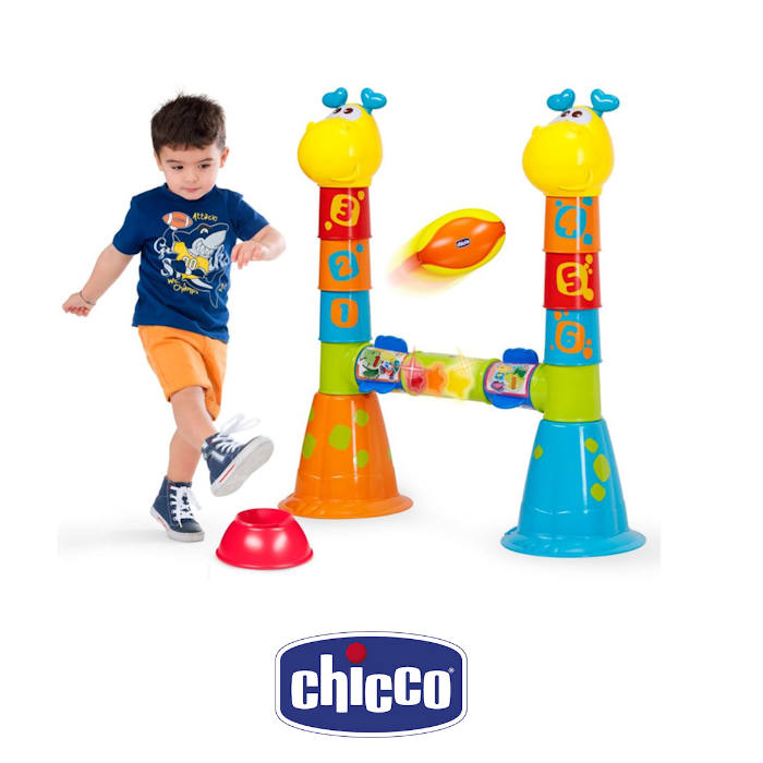 Chicco Fit n Fun Jungle Rugby Game
