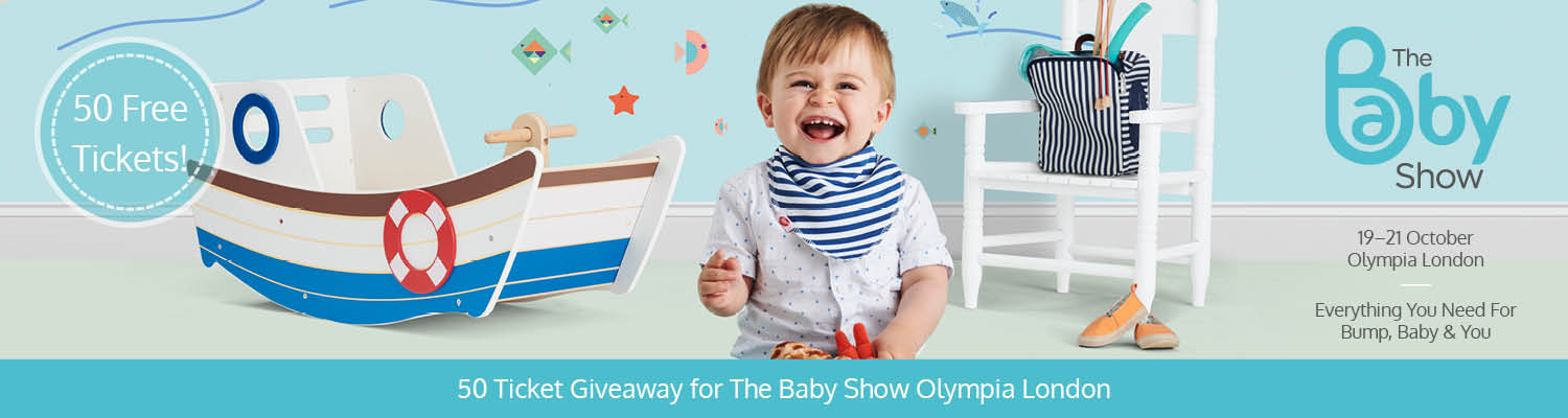 Win tickets to the Baby Show 2018