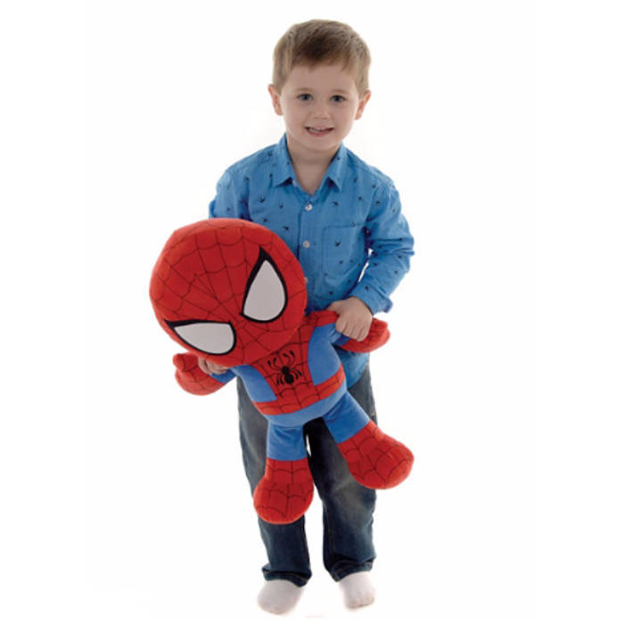 spiderman-plush