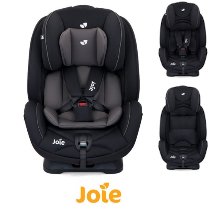 Joie Stages Group 012 Car Seat Coal