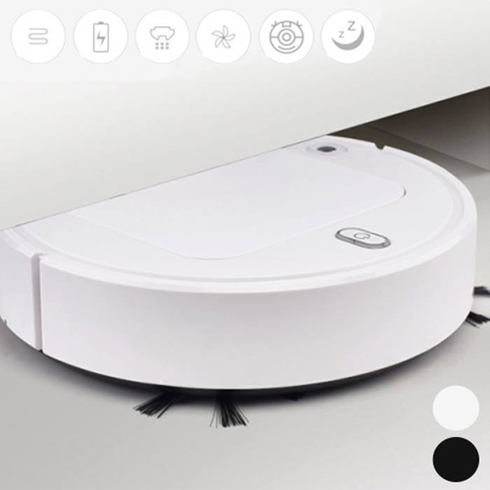 Robot Vacuum Cleaner - 2 Colours