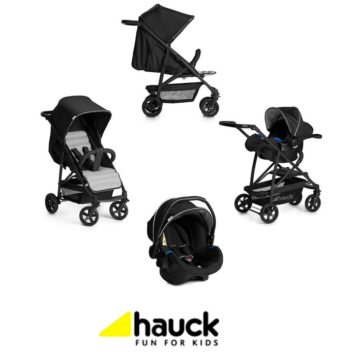 Hauck Rapid 4 Plus Shop n Drive Travel System