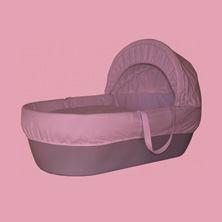 Moses baskets cribs and cradles
