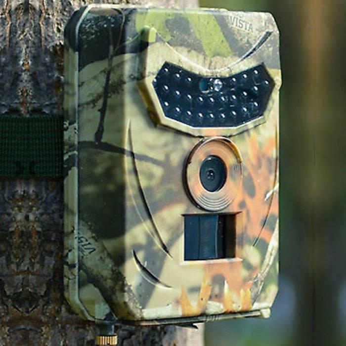 1080P Waterproof Night Vision Wildlife Camera