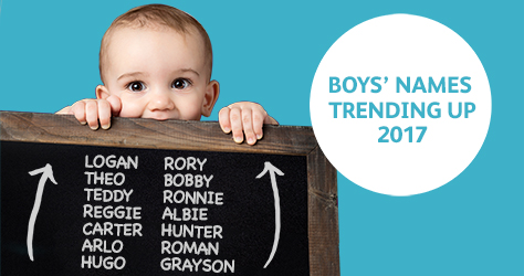 baby names boys up