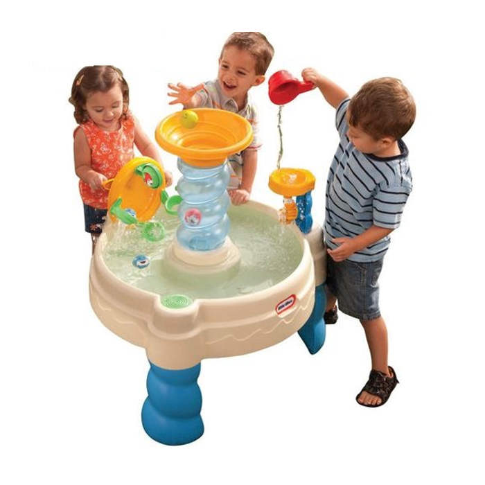 Sea water table