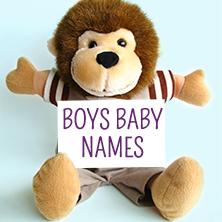 Baby Name Generator | Baby names | Bounty