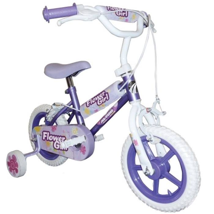 Save £5 on this Avigo 12'' Flower Bike
