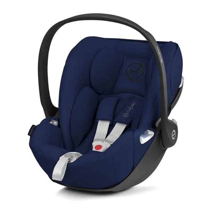 Cybex Cloud Z Car Seat - Midnght Blue