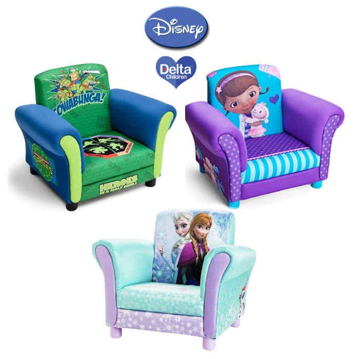 Delta Children Upholstered Chair - Disney