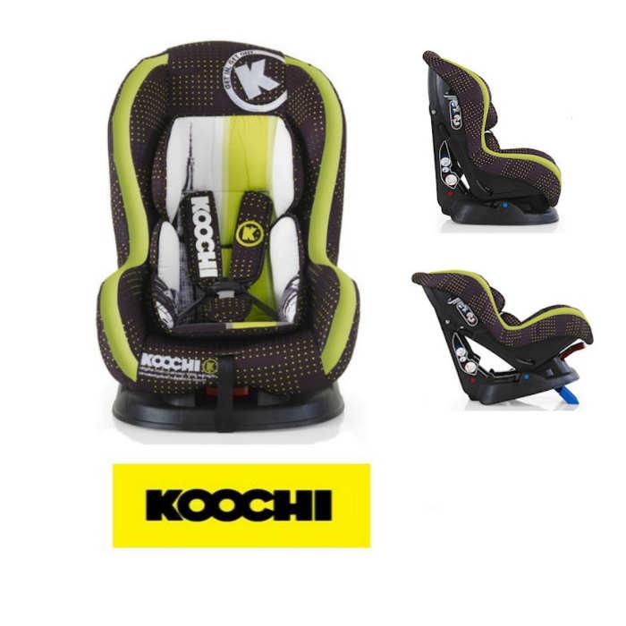 Koochi Cosatto Switch Up Group 01 Car Seat  Brooklyn AM