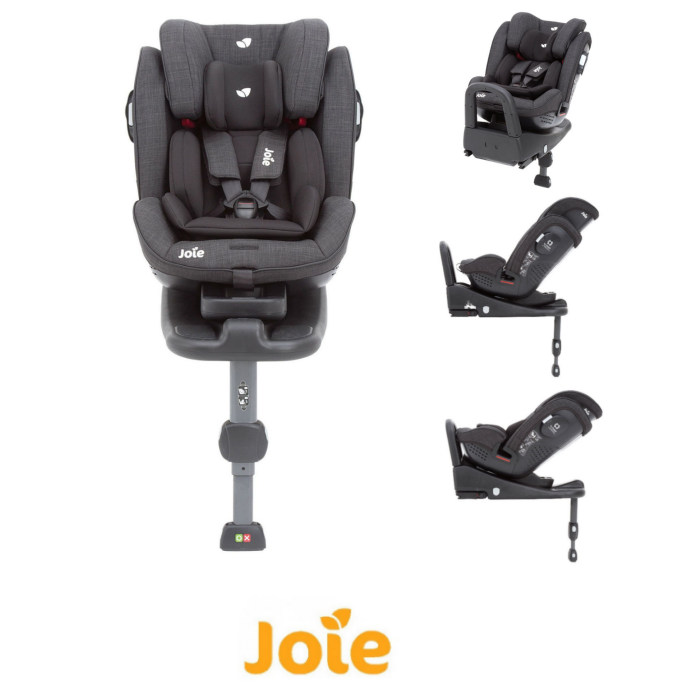 Joie Stages Isofix Group 0+,1,2 Car Seat
