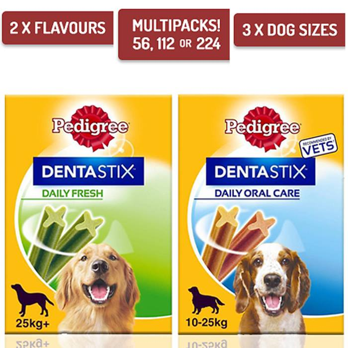 Pedigree Sticks