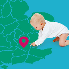 Most popular baby names in London