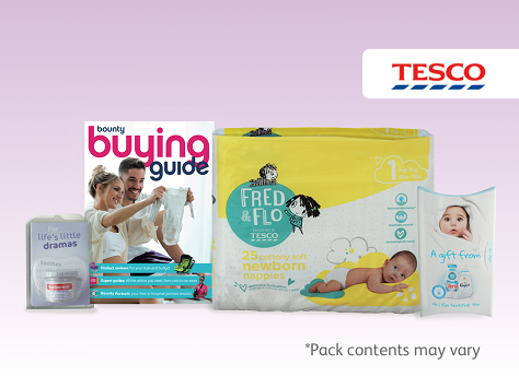 TESCO MTB Pack