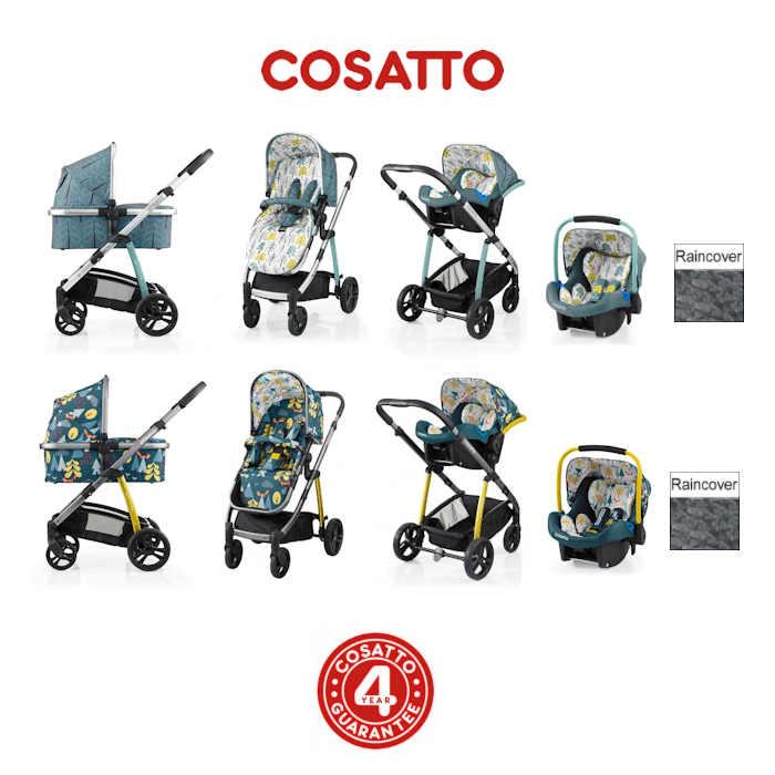 SECRET OFFER - Cosatto Wow 3 in 1 Combi