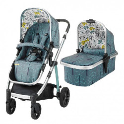 Cosatto wow travel system
