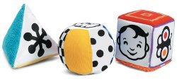 Mind-Shapes Multi-Sensory Soft Activity Shape Set 250