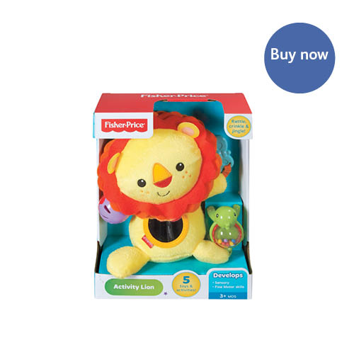 Fisher Price – Activity Lion