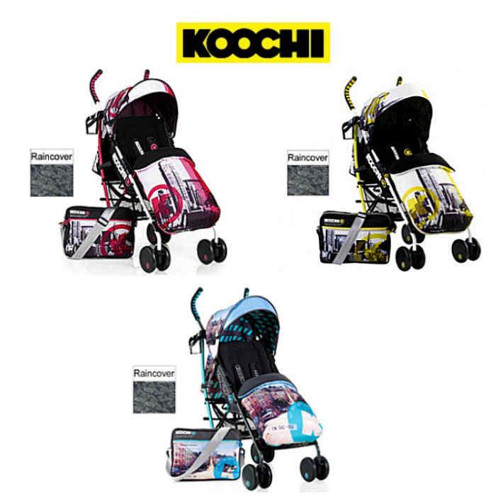Koochi Speedstar Stroller v2