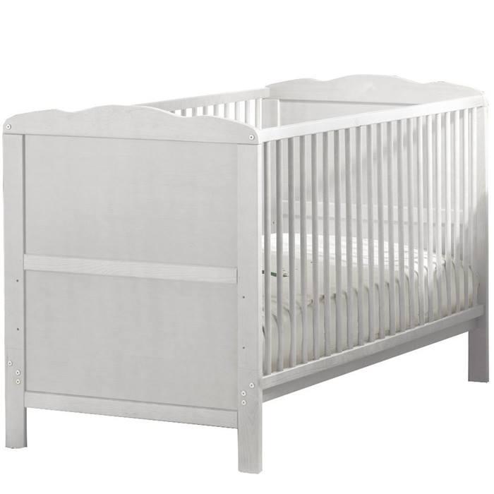 Cuddles Collection Kareena Cot Bed