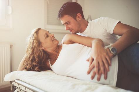 Pregnancy sex 474