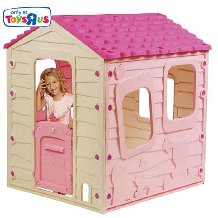 Toys r us - Pink Cottage