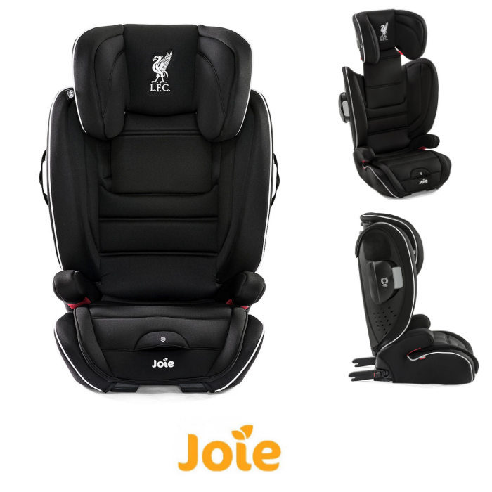 Joie Duallo Liverpool Football Club (LFC) Group 2,3 Isofix Booster Car Seat