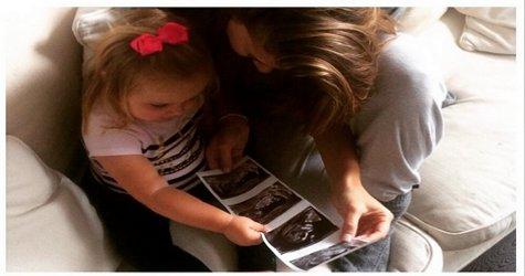 Imogen Thomas pregnant