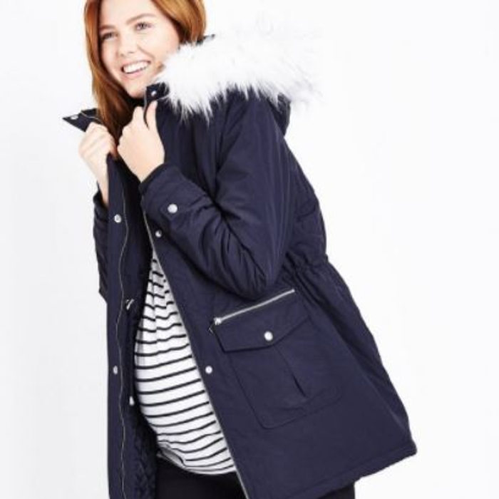Newlook-maternity-Parka
