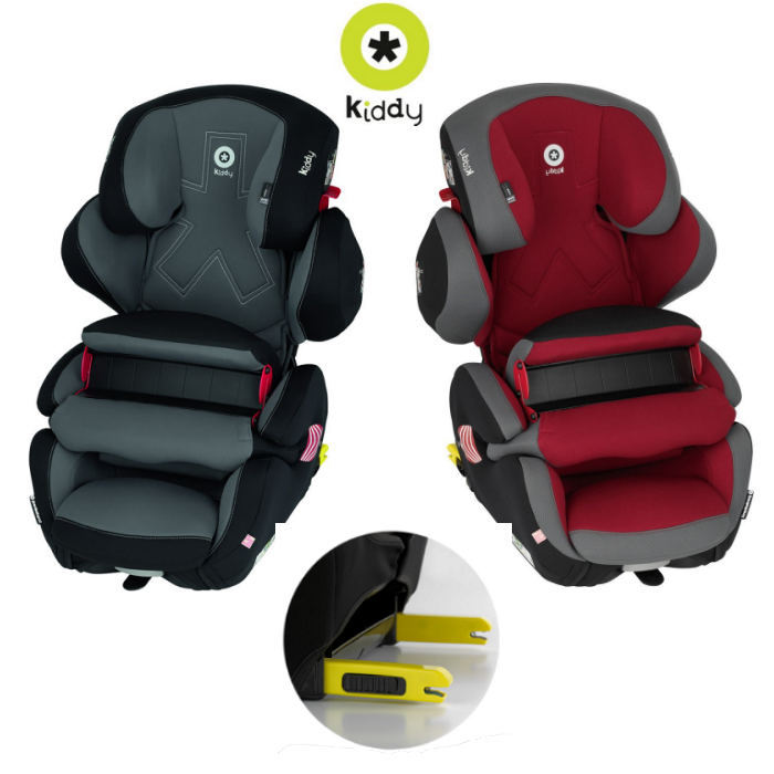Kiddy Guardianfix Pro 2 Group 123 Isofix Car Seat
