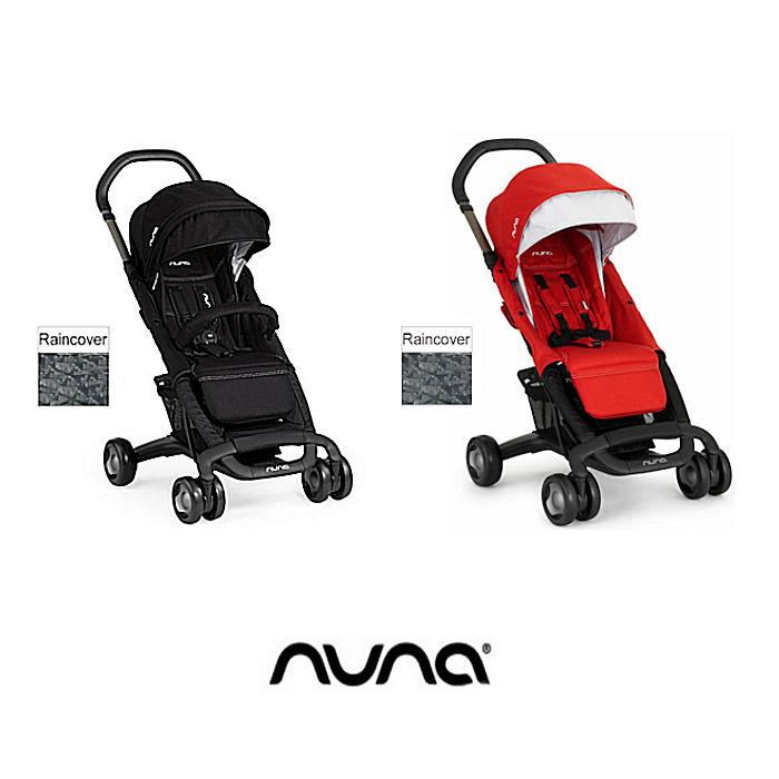 Nuna Pepp Luxx Pushchair