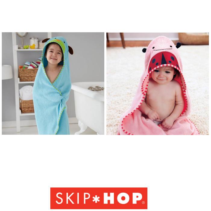 Skip Hop Hooded Towel