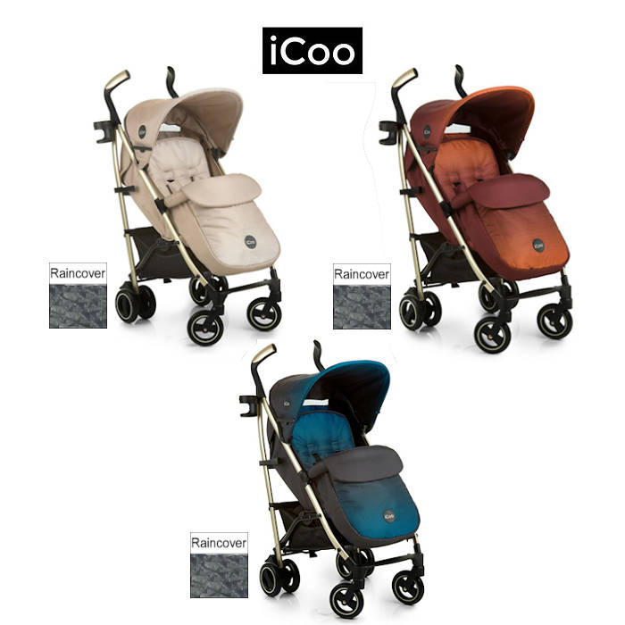 Icoo Pace Pushchair Stroller