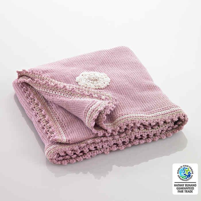 Blanket Pink