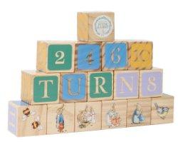 Moterhcare P rabbit building blocks 250