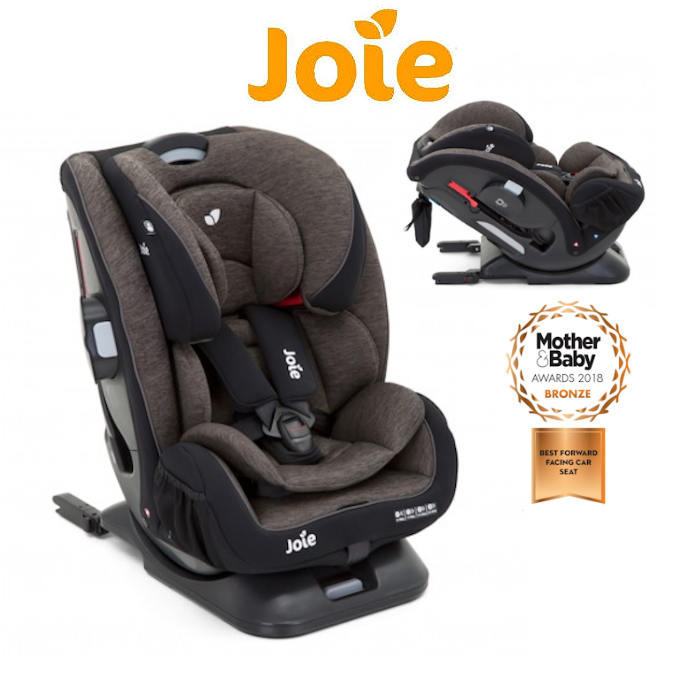 Joie Every Stage FX Isofix Group 0123 Car Seat  Ember