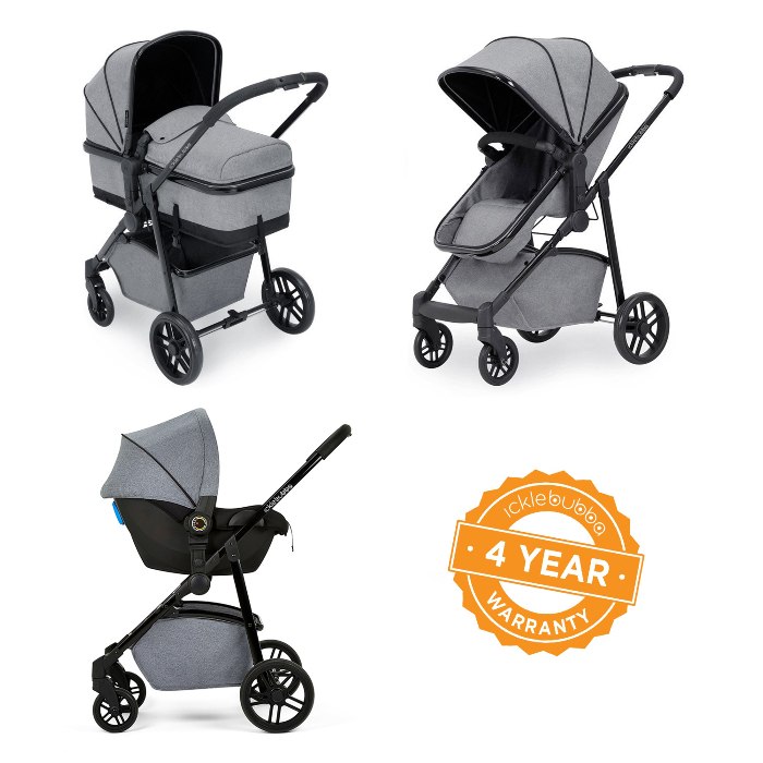 £100 off Moon 3-in-1 Travel System