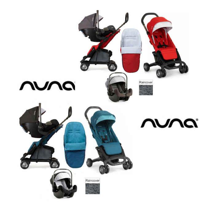 Nuna Pepp Luxx Travel System