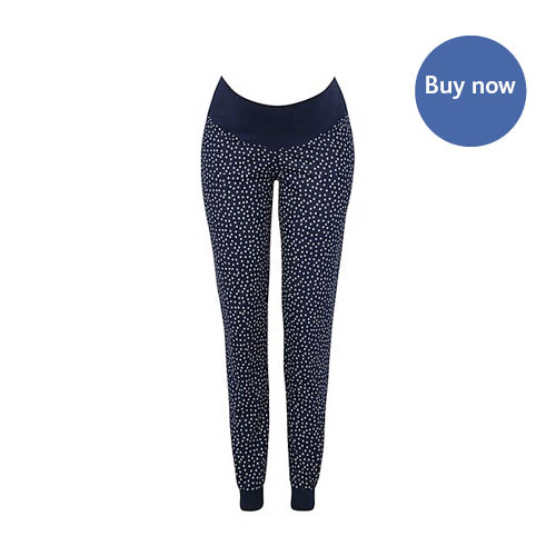 Asda – Maternity Dotty Lounge Pants