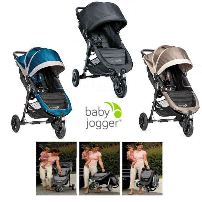 New Baby Jogger City Mini GT Single Stroller