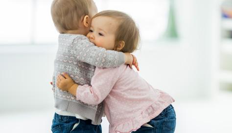 Toddler social and emotional development