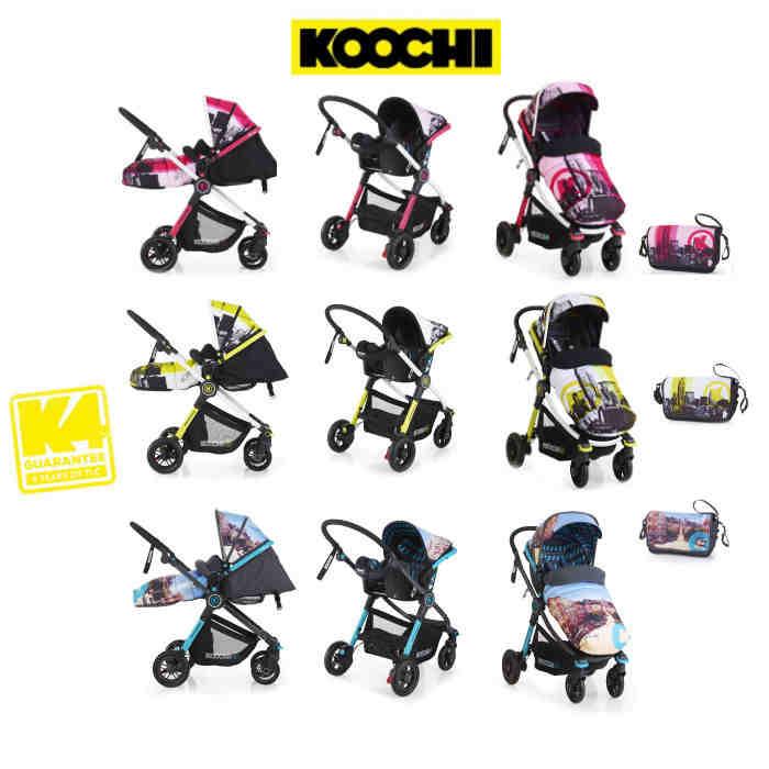 Koochi Litestar Travel System