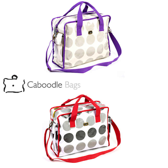 Caboodle Fun  Funky Large Deluxe Baby Changing Bag