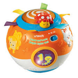 Vtech Crawl and Learn Bright Lights Ball 250
