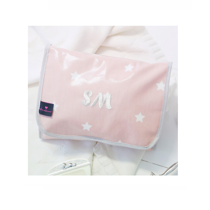 15% Off Star Print Folding Changing Bag