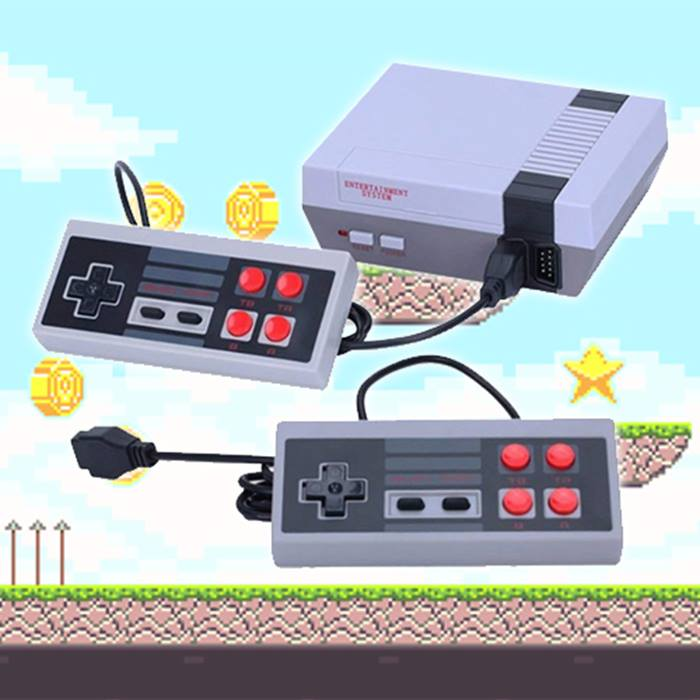 Mini retro Game Console