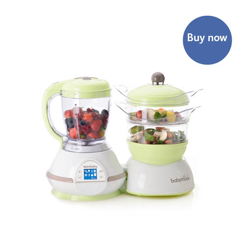 Nitribaby food processor