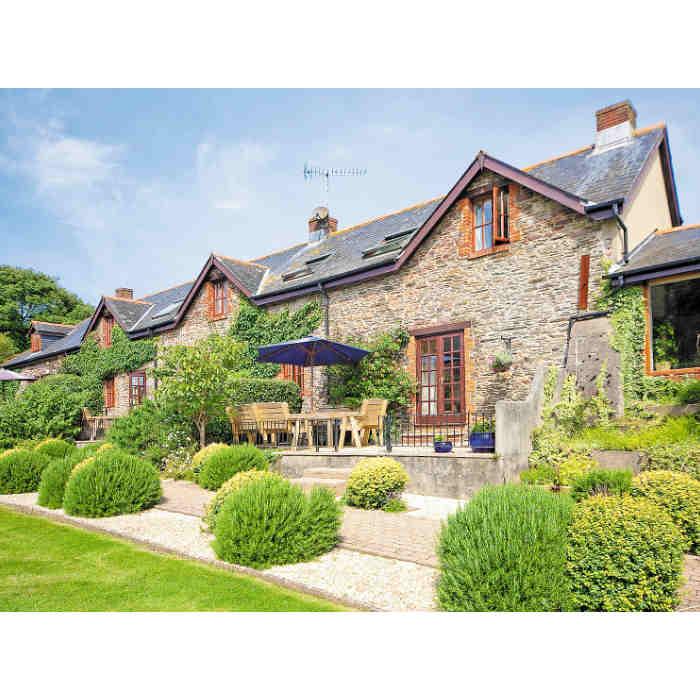 Cottages-Devon